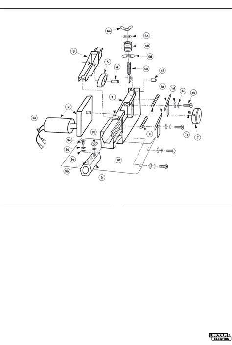 lincoln welder manuals page 50 of lincoln electric welder im546 user guide