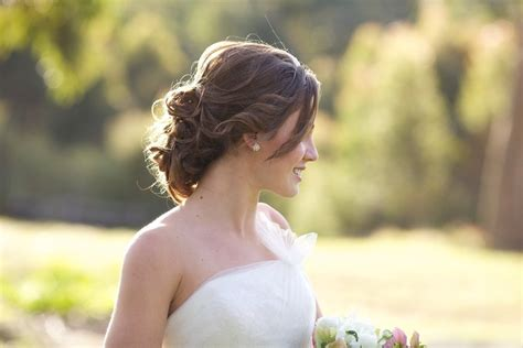 Wedding Hair Updo Vintage by Bridal Updo Vintage Inspired Wedding Hair