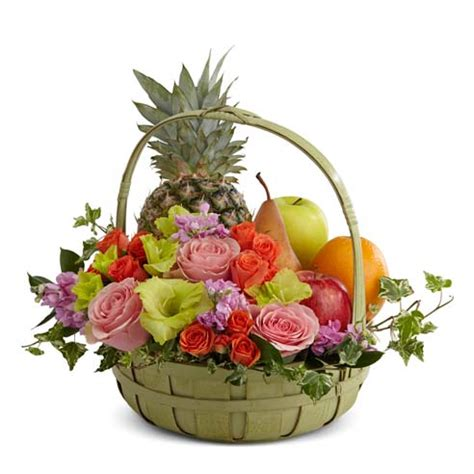 flowers and fruits from the wilderness or thirty six years in and two winters in honduras classic reprint books flowers fruit basket at send flowers