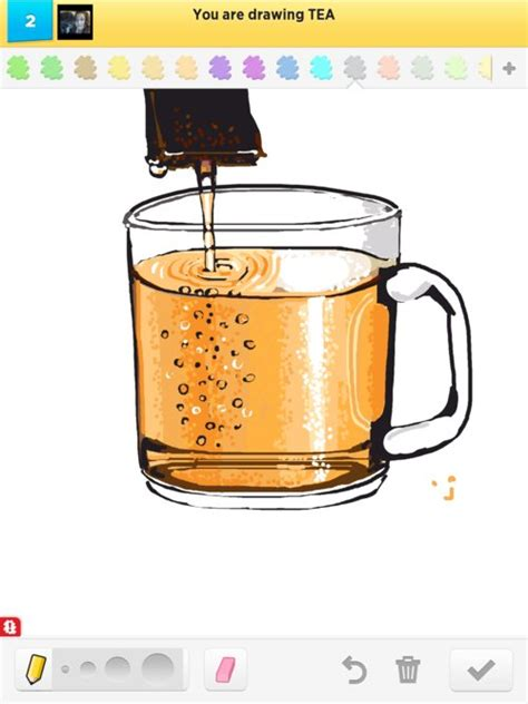 tea drawings how to draw tea in draw something the best draw something drawings and draw
