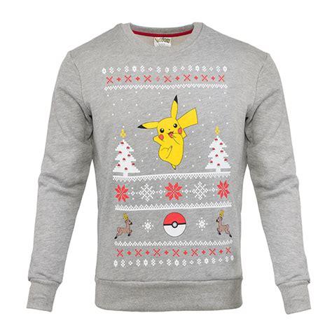 Pikachu Sweater pikachu unisex sweater jumper merchoid