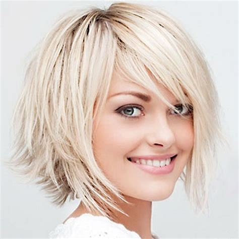 short chunky layered haircut short chunky layered haircuts