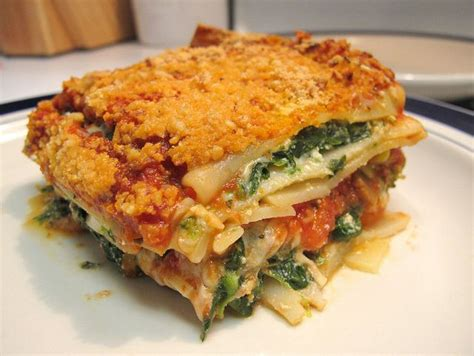 Easy Vegetable Lasagna Recipe Misc Recipes To Try Vegetable Lasagna Olive Garden