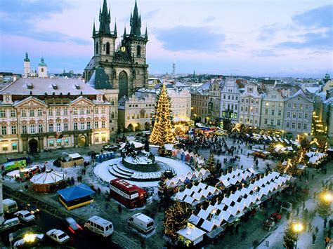 Hotels With View Of Rockefeller Christmas Tree - prague czech republic travel places 24x7