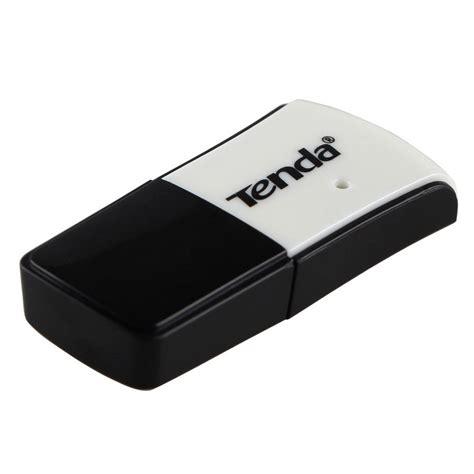 Tenda W311m tenda w311m wi fi wlan nano usb network adapter w wps black white free shipping dealextreme