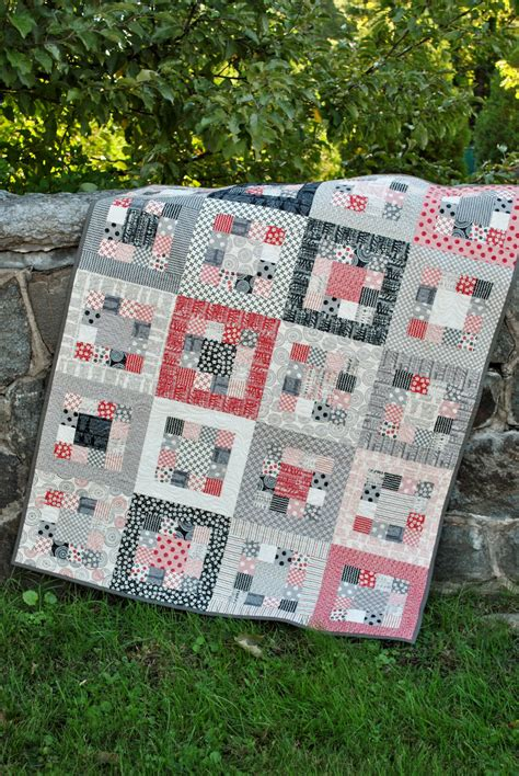 Quilt Pattern Etsy | pdf quilt pattern easy one jelly roll by sweetjane