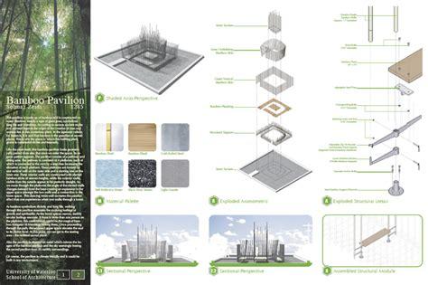 design competition com arch 384 competition elective solmaz zeidi bamboo