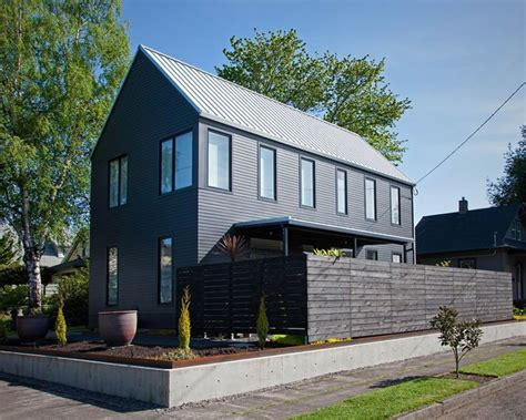 8 gabled houses we portland l wren and