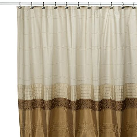 54 inch shower curtains buy kas romana 54 inch w x 78 inch l stall fabric shower