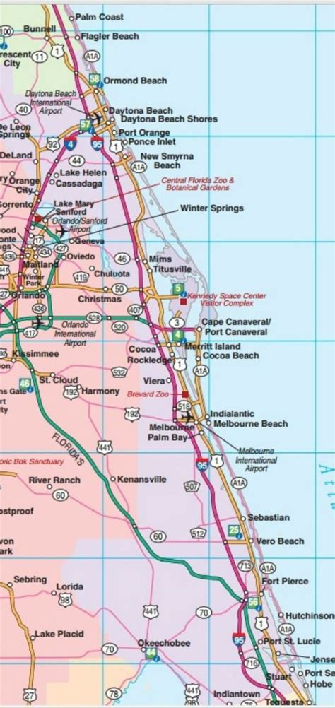 road maps florida 25 best florida road map trending ideas on go
