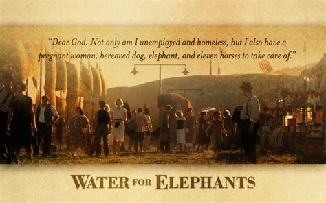 water for elephants a novel beautiful wallpapers from water for elephants 2nd