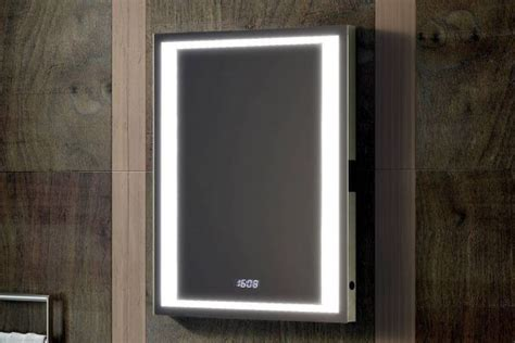 bathroom mirror cabinet with lights and shaver socket bathroom cabinet with mirror and light and shaver socket