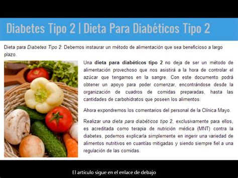 diabetes tipo  dieta diabetes tipo  youtube