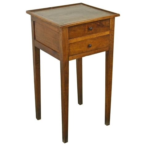 Vintage Side Tables Antique Walnut Side Table At 1stdibs