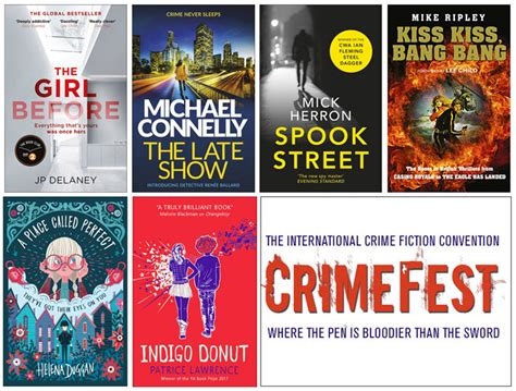 Festival 10th Annual Awards 2 by Uk S Crimefest Festival Confers Its 10th Annual Awards