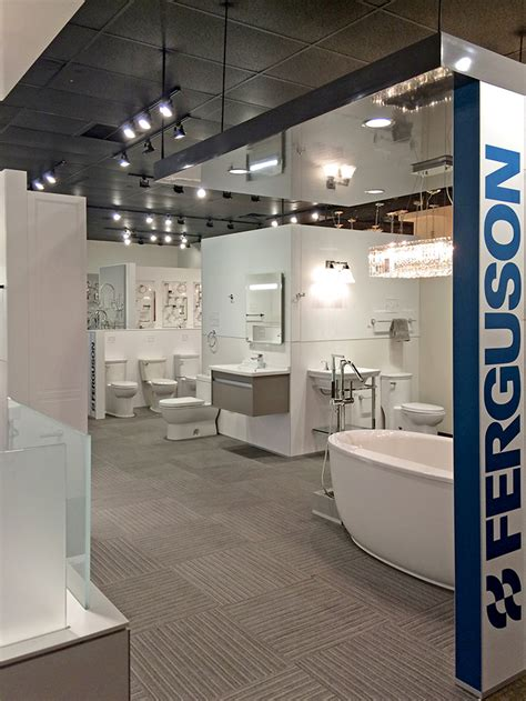 ferguson bathroom showroom ferguson showroom renovation king of prussia on the level