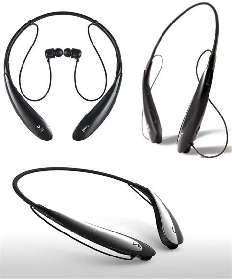 Headset Bluetooth Lg Hbs 800 New Lg Premium Bluetooth Headset Tone Plus Hbs 800 Black