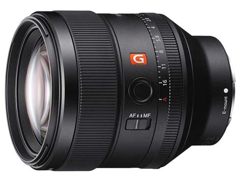 Lensa Sony Fe 85mm F 1 4 Gm sony fe 85mm f1 4 gm lens buy sony fe 85mm f1 4 gm lens