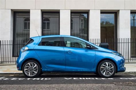 Renault Usa 2020 by 2020 Renault Zoe Offers More Than 250 On A Single
