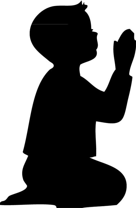 Fairy Wall Mural silhouette of a boy free download clip art free clip