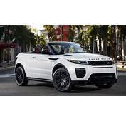 2017 Land Rover Range Evoque  Overview CarGurus