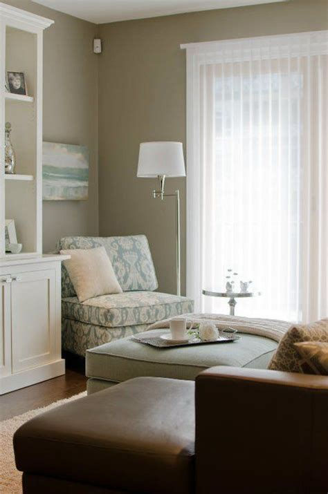 color palette taupe walls blue paisley accent chair