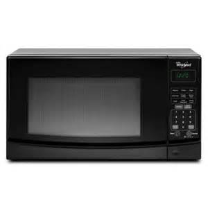 home depot microwave whirlpool 0 7 cu ft countertop microwave in black