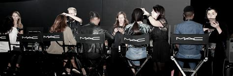 Backstage Mac by Backstage With The Pro Mac Team Shahnaz