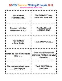 Essay Topics For Primary School Students by 20 Free Printable Writing Prompts That Will Keeps Your Engaged In Writing This Summer