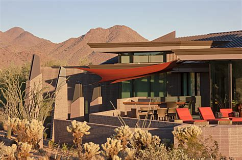 desert contemporary architecture desert mountain architecture