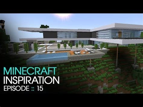 minecraft mountain house xbox one inspiration showcase series youtube minecraft inspiration w keralis modern cafe doovi
