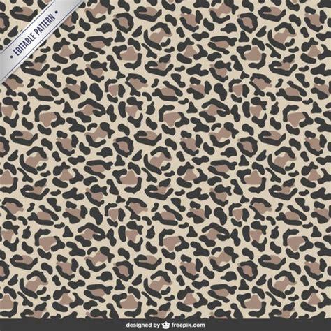 pattern animal vector animal print pattern vector free download