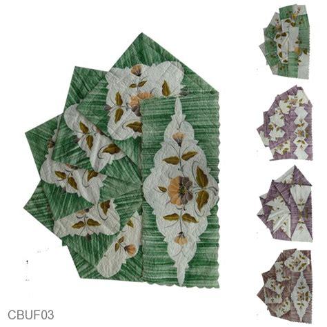 Kaos Kursi Murah sarung bantal kursi batik motif batik lukis bunga set