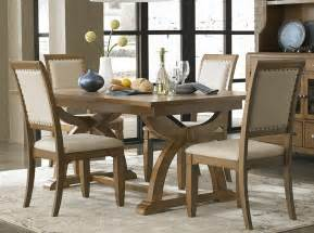 light wood dining room furniture liberty furniture town amp country 5 piece 96x42 dining room