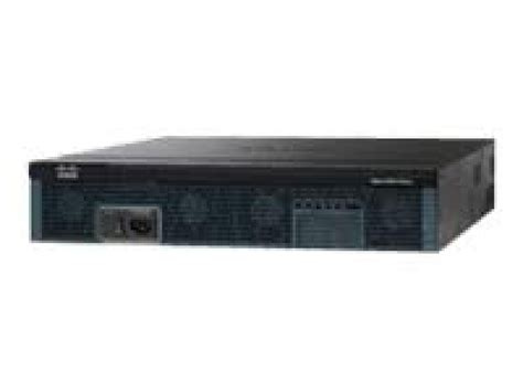 Router Cisco 2900 Series cisco 2900 series integrated services routers ebuyer