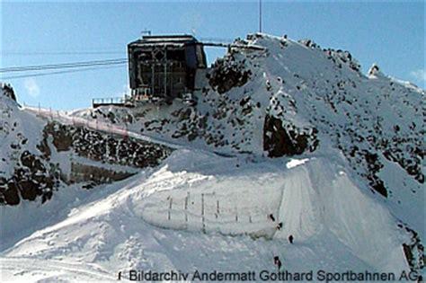 raonline  gletscher schweiz abdeckung abfahrtsrampe