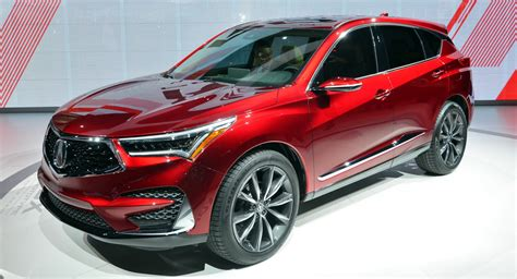 2019 Acura Pictures by 2019 Acura Rdx Prototype Almost Ready For The Road