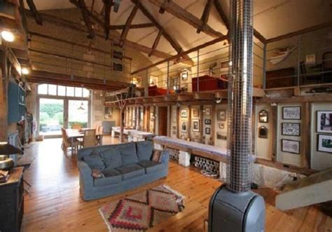 pole barn house interior image gallery inside barn homes