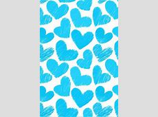 It's all about Hearts ♡ | Heart ️ obsession - Heart iphone ... Blue Heart Background Wallpaper