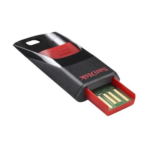 Sandisk Usb Flashdisk 32gb jual sandisk cz51 cruzer edge usb flashdisk 32 gb