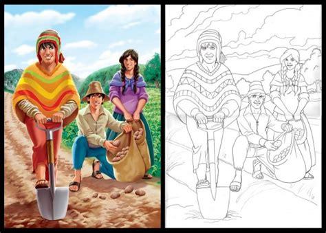 imagenes al dia del cesino 24 de junio dibujo del cesino para colorear 161 celebra el d 237 a del