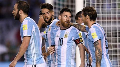 Pemain Argentina Piala Dunia 2018 Argentina Umumkan Skuad Sementara Piala Dunia 2018