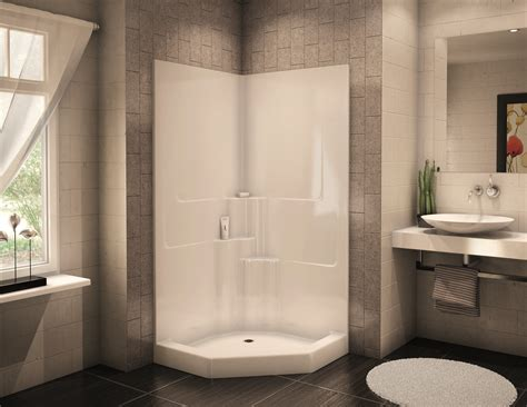 homeofficedecoration  piece shower stalls fiberglass