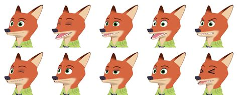 nick testi nick expressions test by mmdsatoshi on deviantart