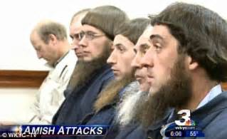 Amish Hairstyles by Amish Haircut Attacks Sam Mullet And 6 Beard Cutters
