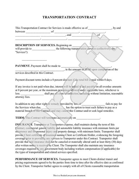introducing broker agreement template excellent illustration contract template ideas exle