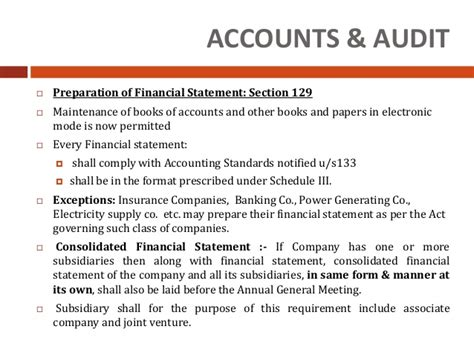 format of cash flow under companies act 2013 companies act 2013