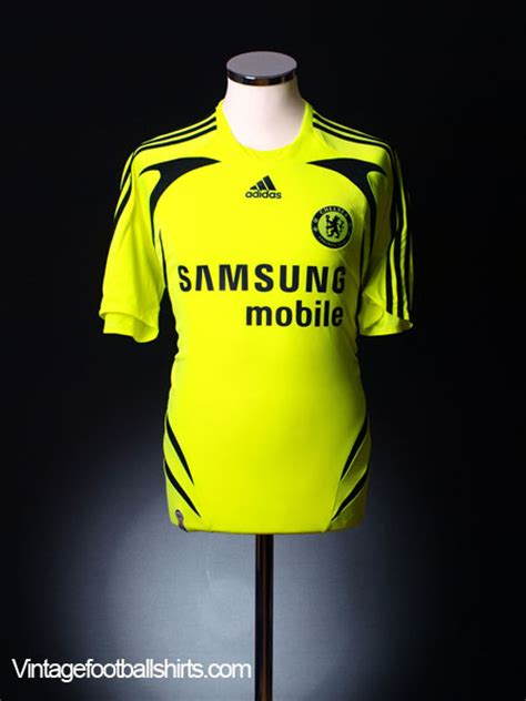 2007 08 chelsea away shirt xl for sale