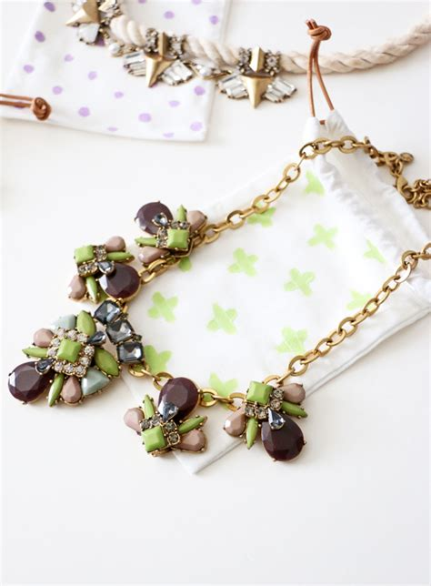 how to make a jewelry bag diy jewelry bags