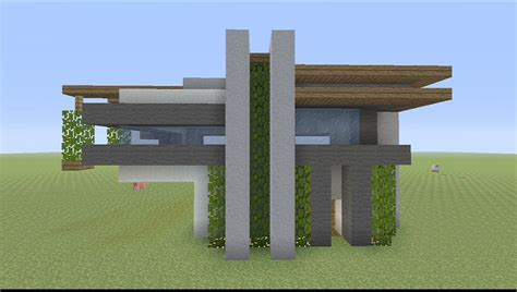 how to build a small modern house how to build a small modern house in minecraft youtube